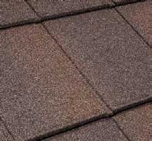 Metrotile Esprit Shingle Bister Brown