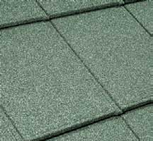 Metrotile Esprit Shingle Greenstone