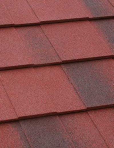 Metrotile Shingle AntiqueRed
