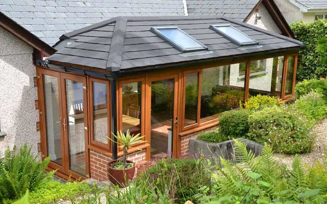 Tiled Conservatory Roofs Leeds