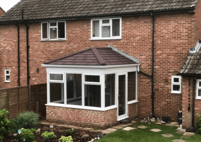 Conservatory from client
