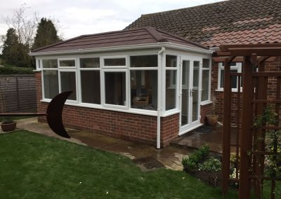 Conservatory Finished Project