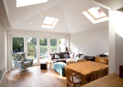 Living Room Extensions Leeds