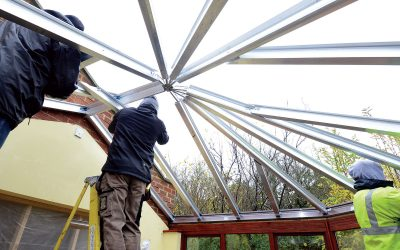 Expert Advice: How to Fix A Leaking Conservatory Roof