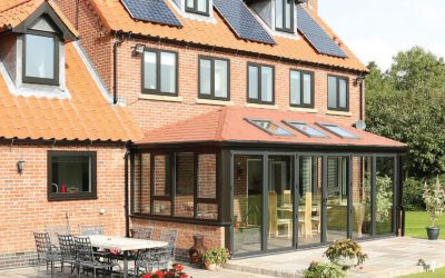 Arranging for a Conservatory Roof Replacement