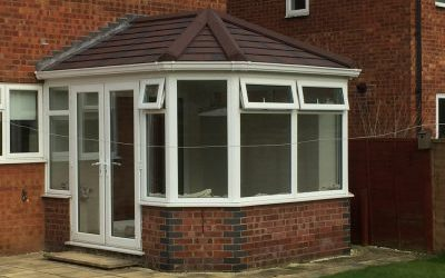 What Are Solid Conservatory Roofs Made of?